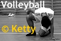 Volleyball by Ketty